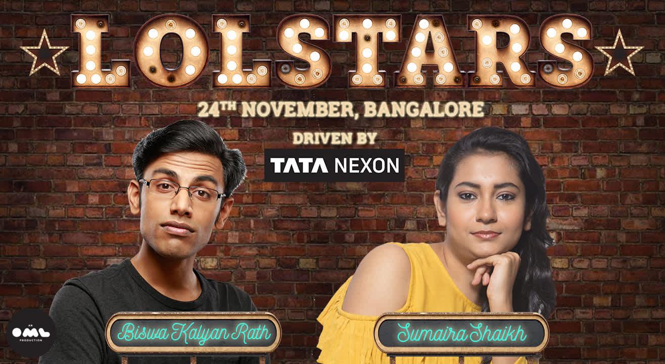 LOLStars ft. Biswa & Sumaira, Bangalore