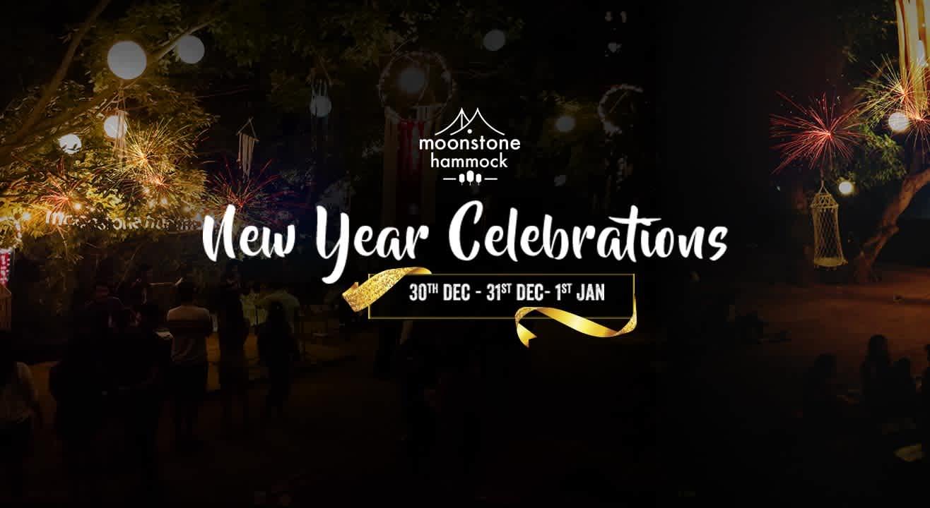 New Year's Celebration Camp