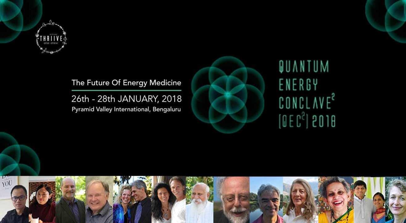 Quantum Energy Conclave2 (QEC2) 2018