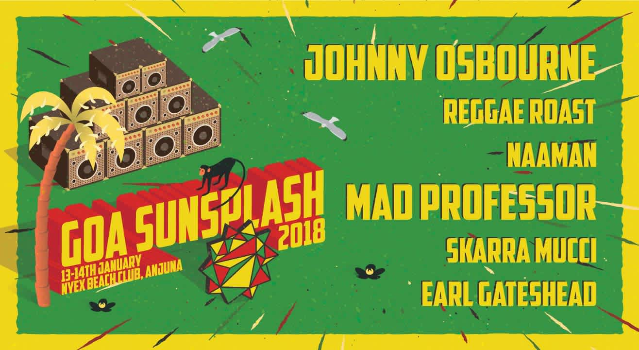 Goa Sunsplash 2018