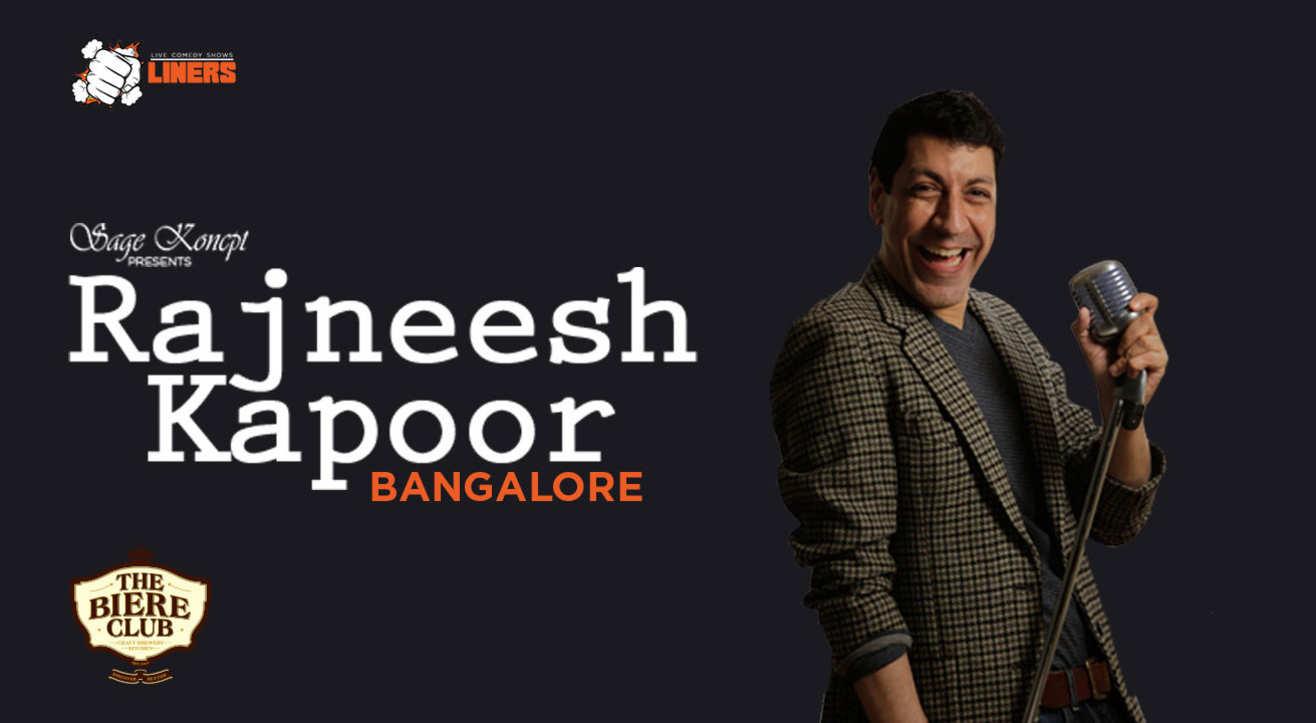 Punchliners Presents Rajneesh Kapoor