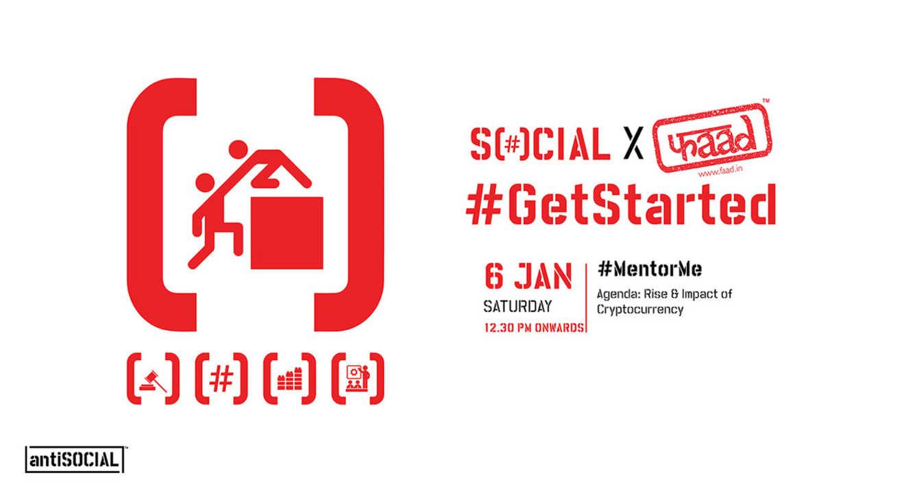 Social & Faad present #Mentor Me