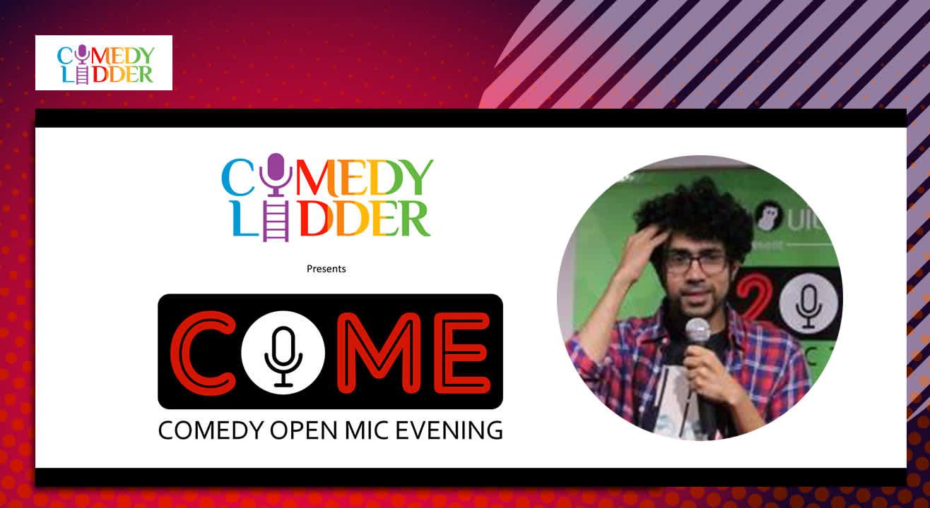 Comedy Ladder Presents 113 COME