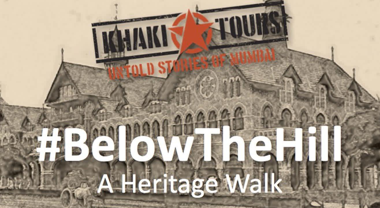 #BelowTheHill by Khaki Tours
