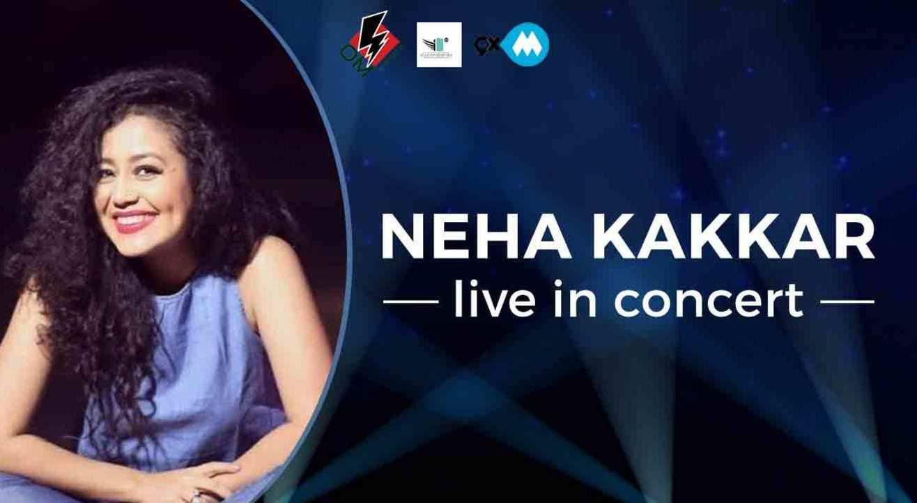 Neha Kakkar LIVE in Concert