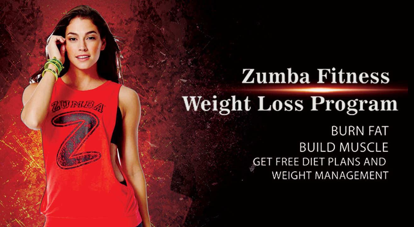 Zumba Fitness Weight Loss Program