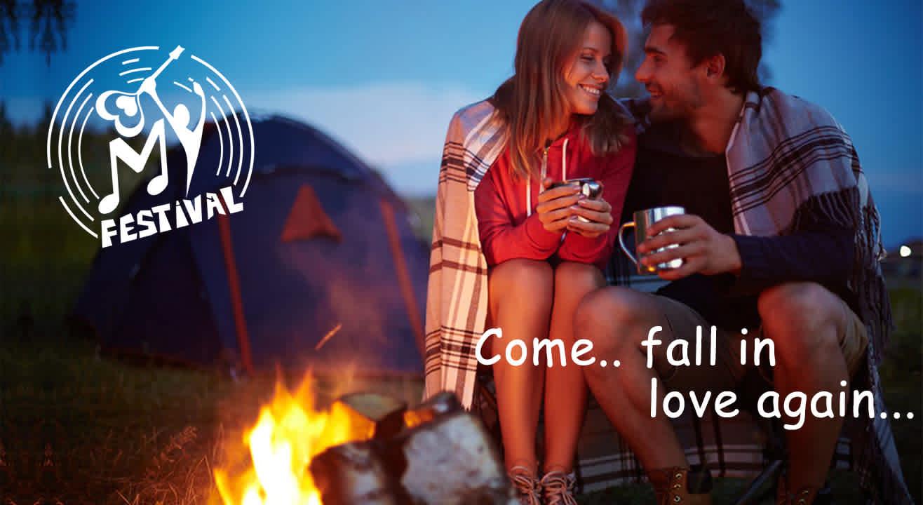 """MY Festival"" – Valentines Camping Night"