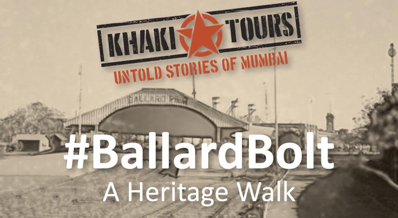 #BallardBolt by Khaki Tours