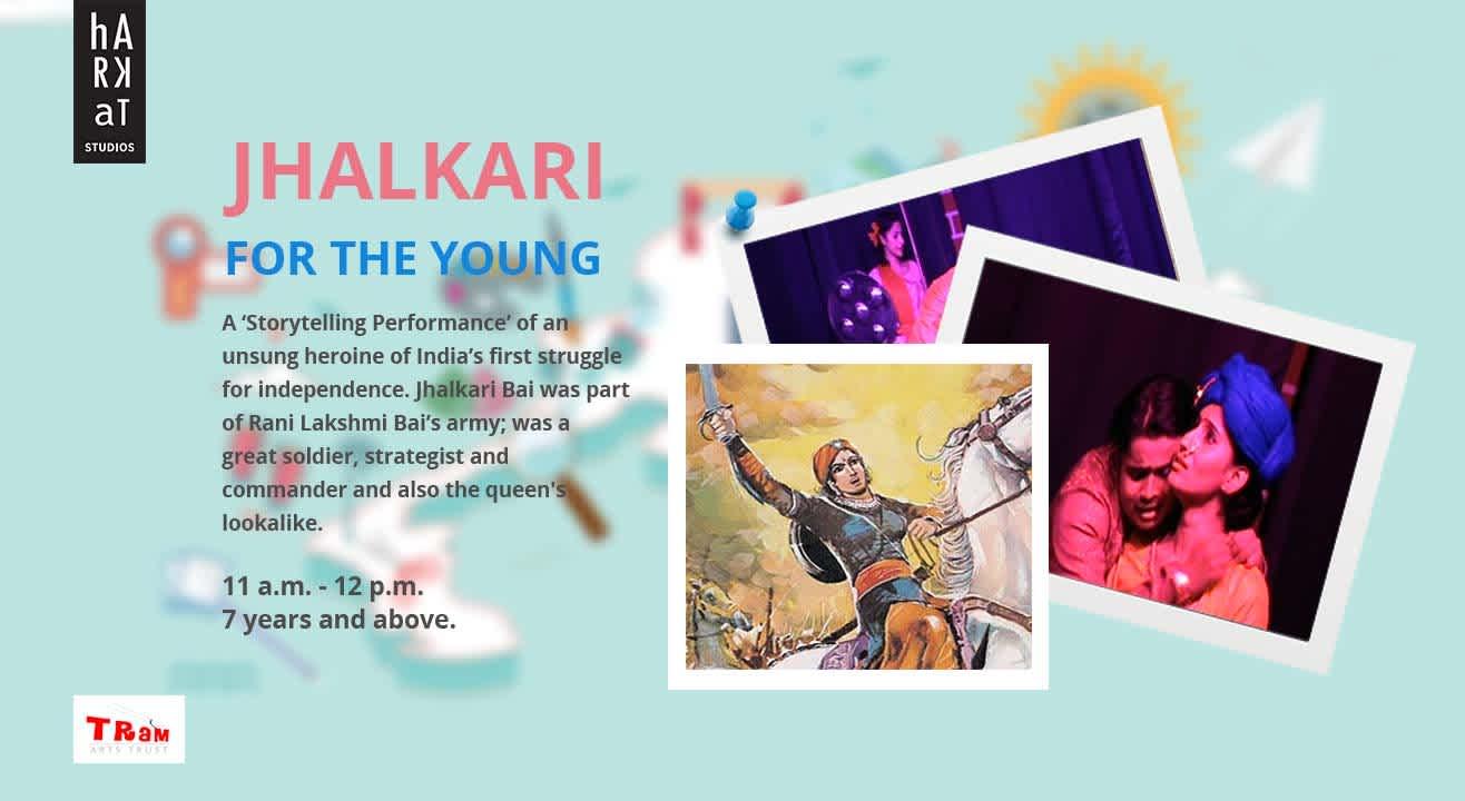 The Story of Jhalkari – Storytelling Performance for Kids