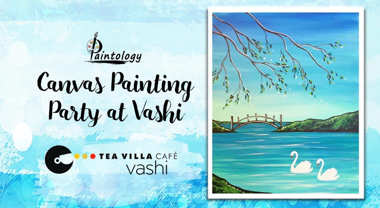 Canvas Painting Party at Vashi