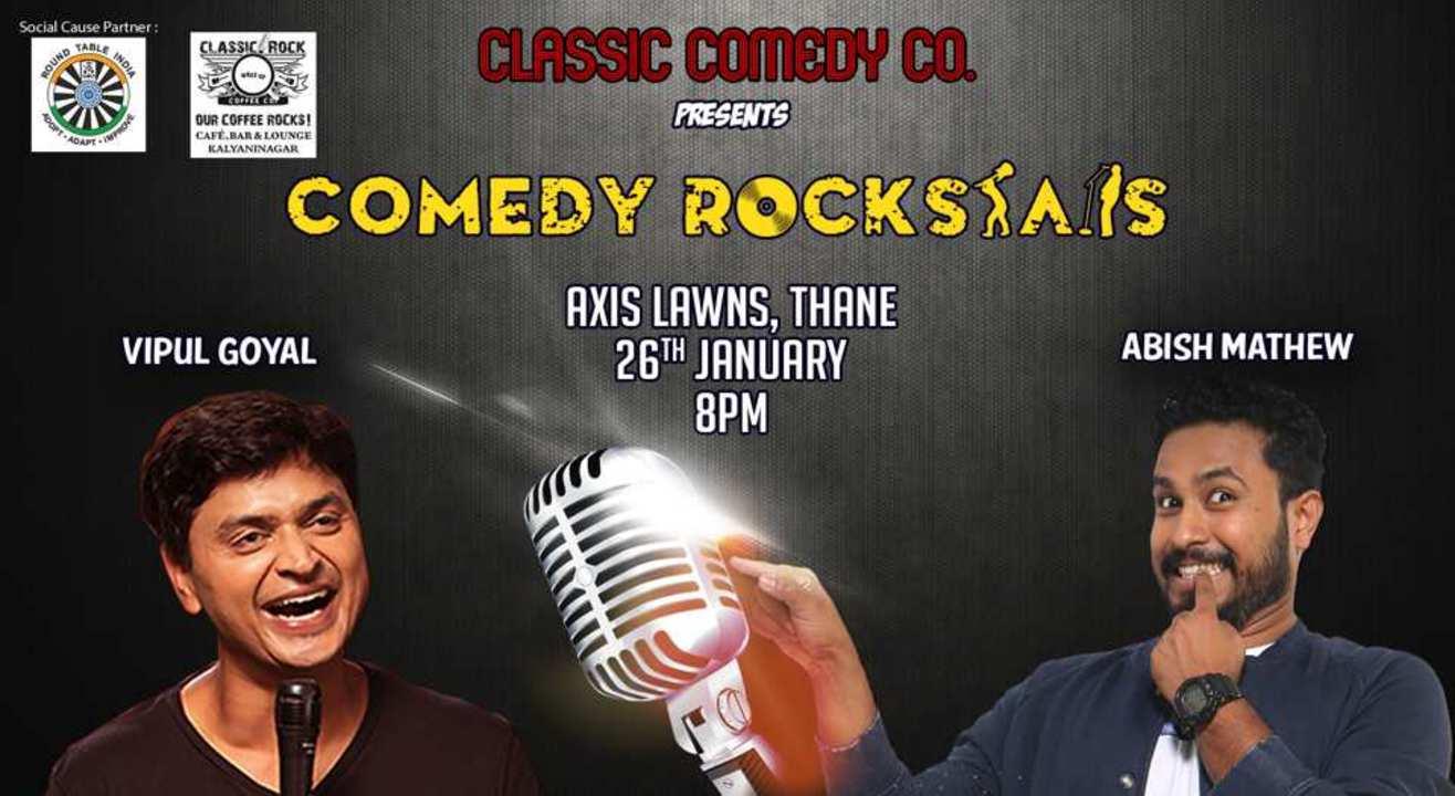 Comedy Rockstars Feat. Abish & Vipul Goyal