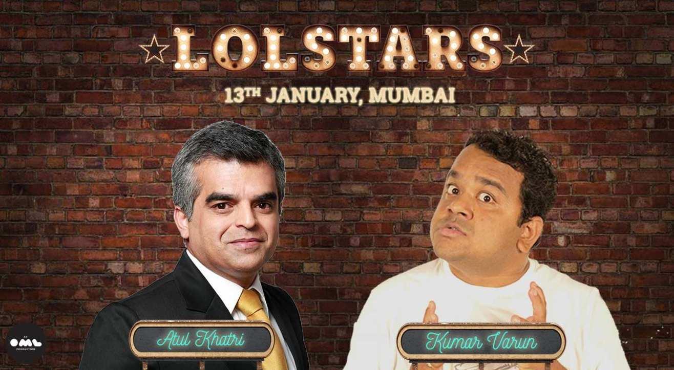 LOLStars ft Kumar Varun and Atul Khatri