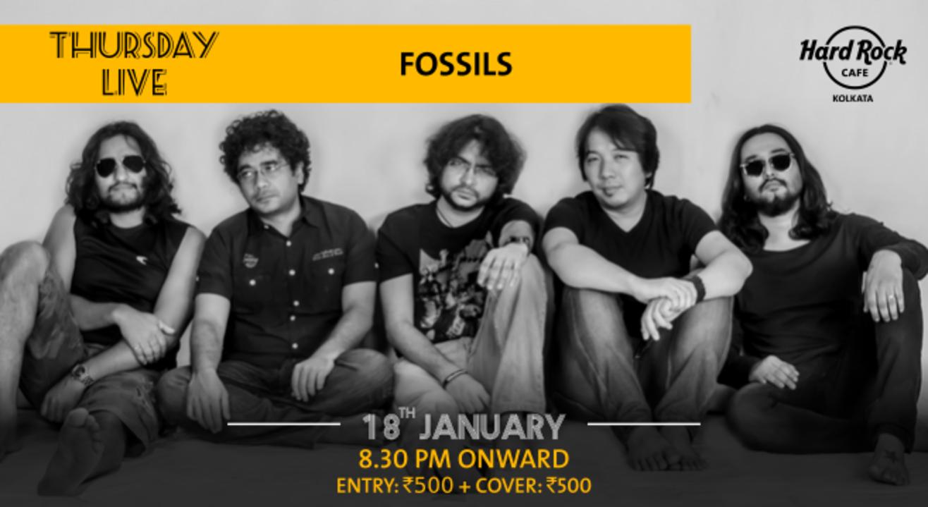 Fossils - Thursday Live!