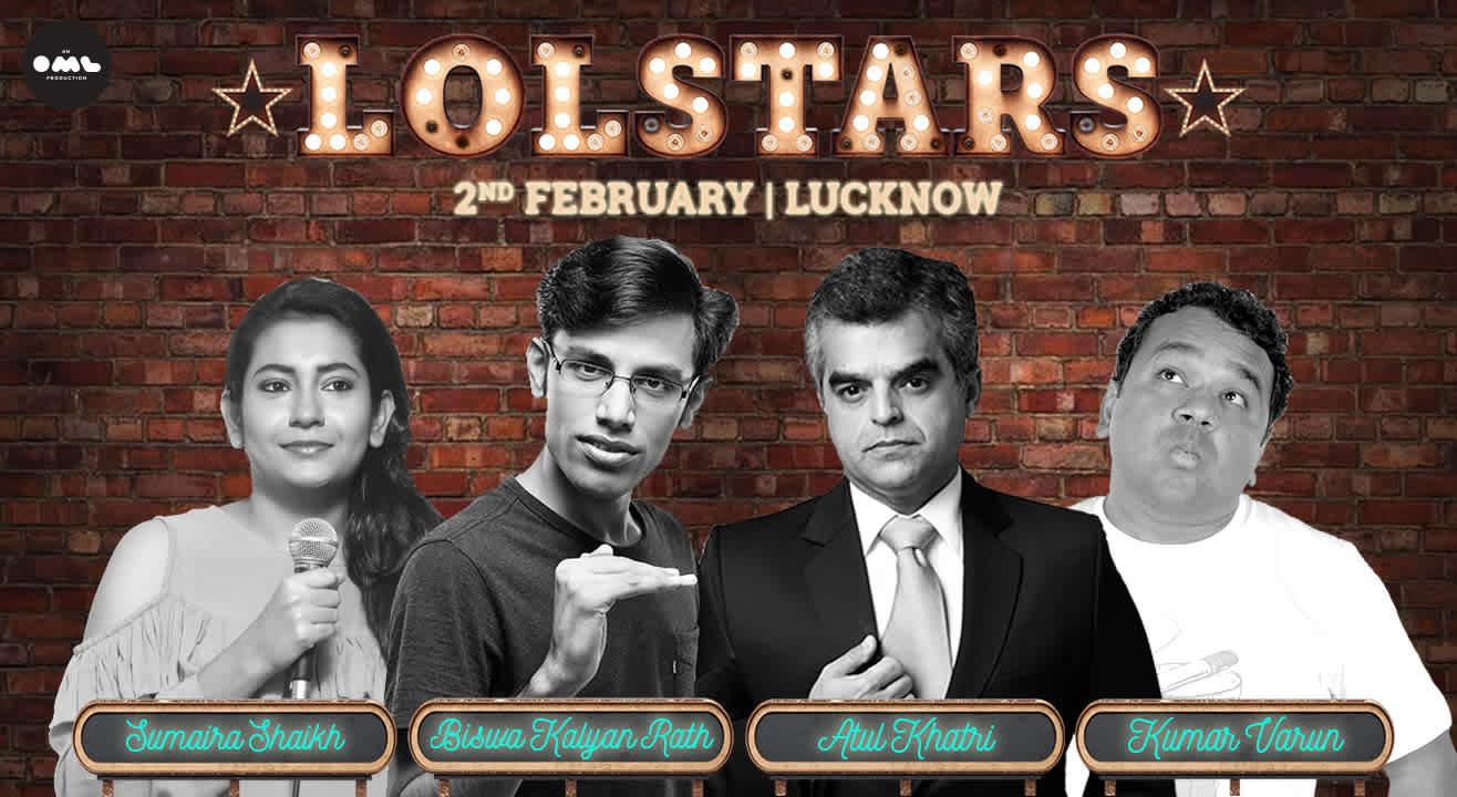 LOLStars Ft. Biswa Kalyan Rath, Atul Khatri, Kumar Varun & Sumaira Shaikh