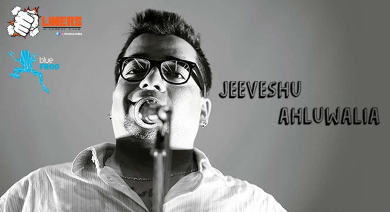 Punchliners: Standup Comedy show ft. Jeeveshu Ahluwalia in Pune
