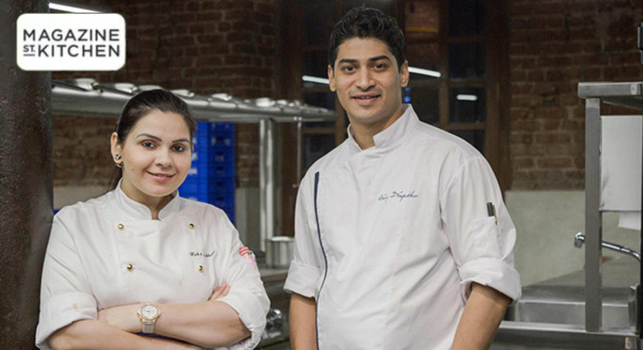 Tasting Menu by the Troublesome Duo: Chef Ashay Dhopatkar Chef Neha Lakhani