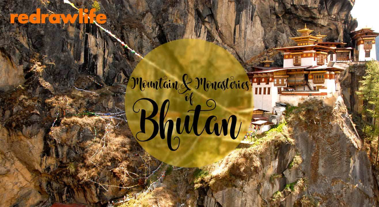 Mountains, Monasteries And Magic: Bhutan