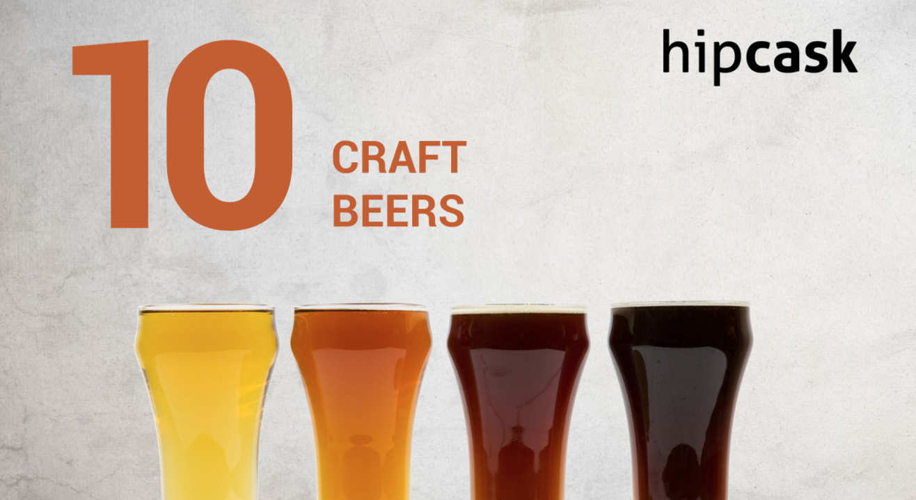 Hipcask Craft Beer Passport