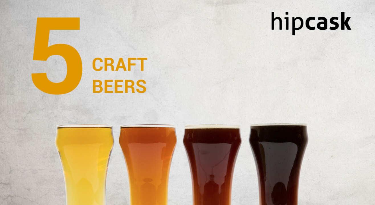 Hipcask Craft Beer Mini Passport