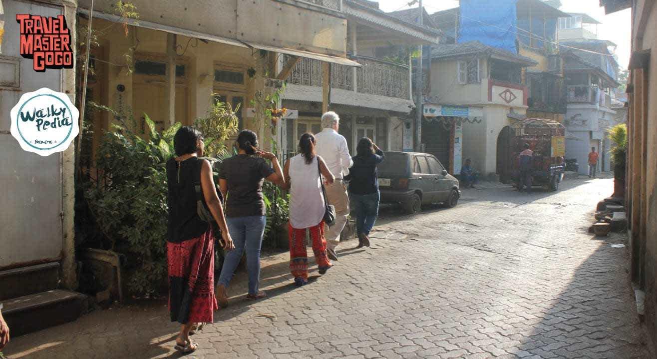 Walking tour of Bandra – Walky Pedia