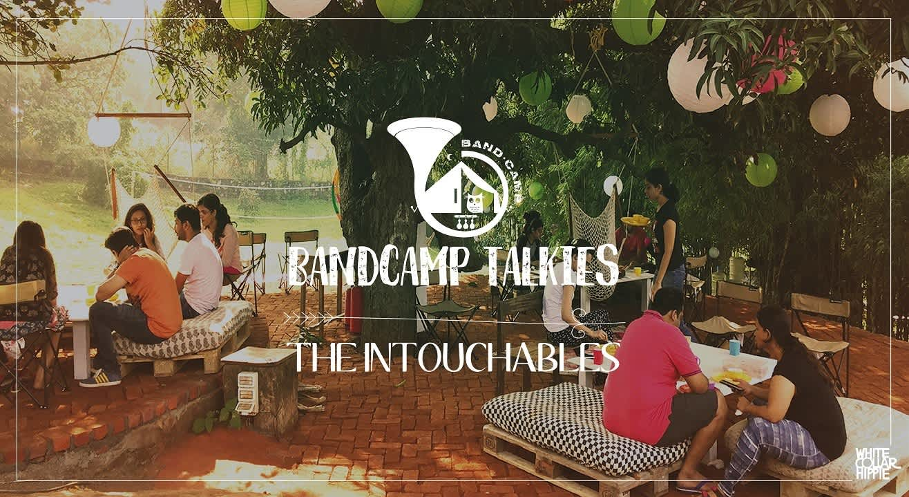 BandCamp Talkies-The Intouchables