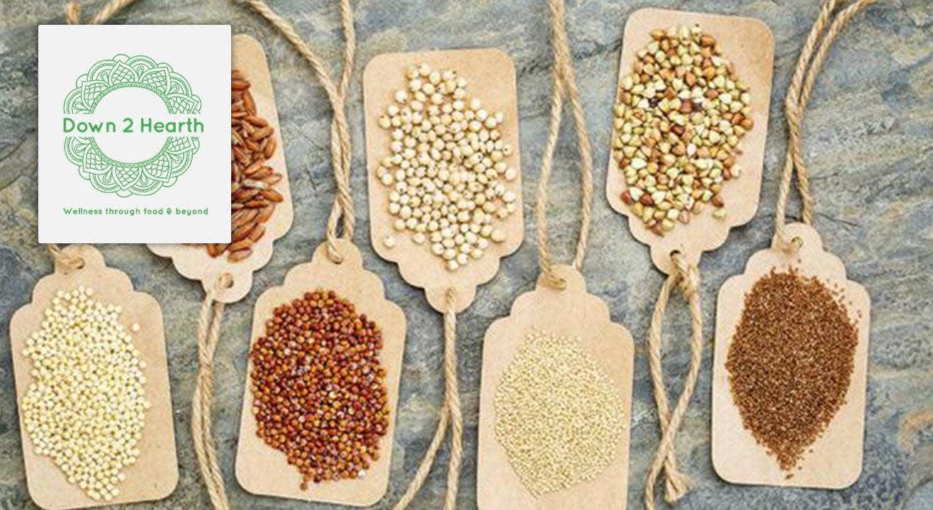Millet Muscle: Learn to cook with millets!