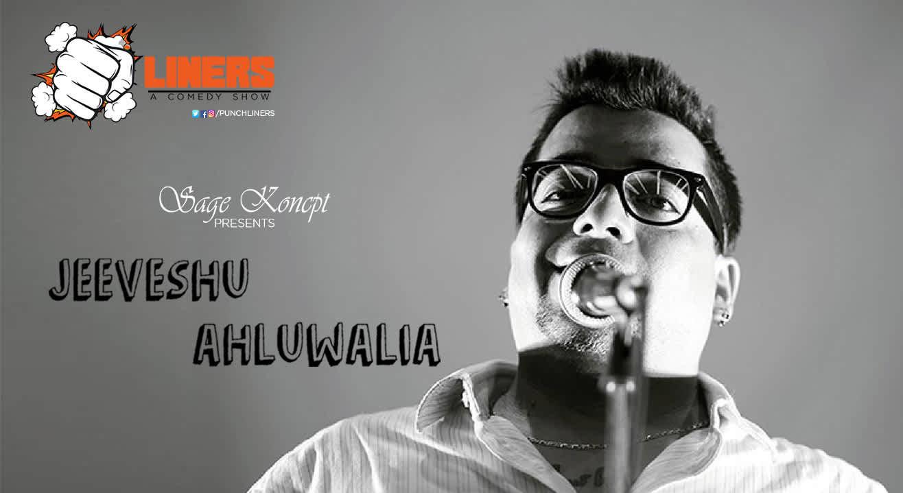 Punchliners with Jeeveshu Ahluwalia, Bangalore