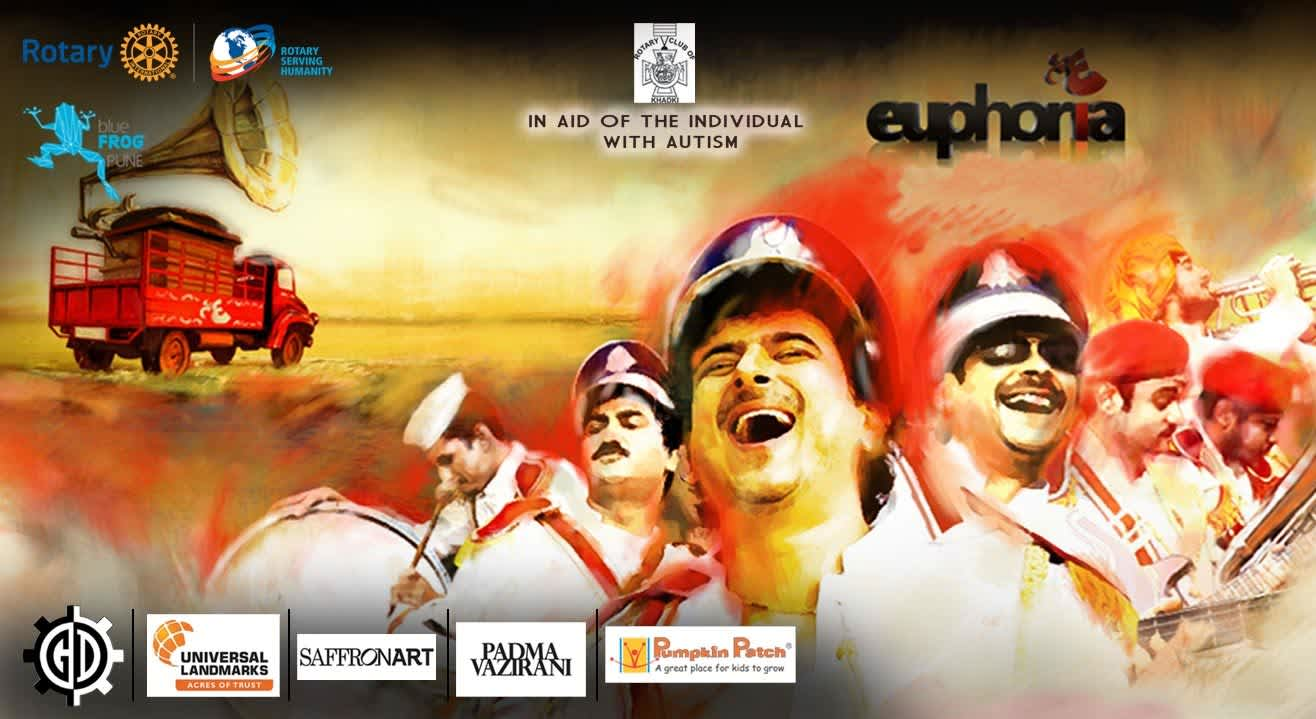 Rotary Club of Khadki presents EUPHORIA at blueFROG Pune
