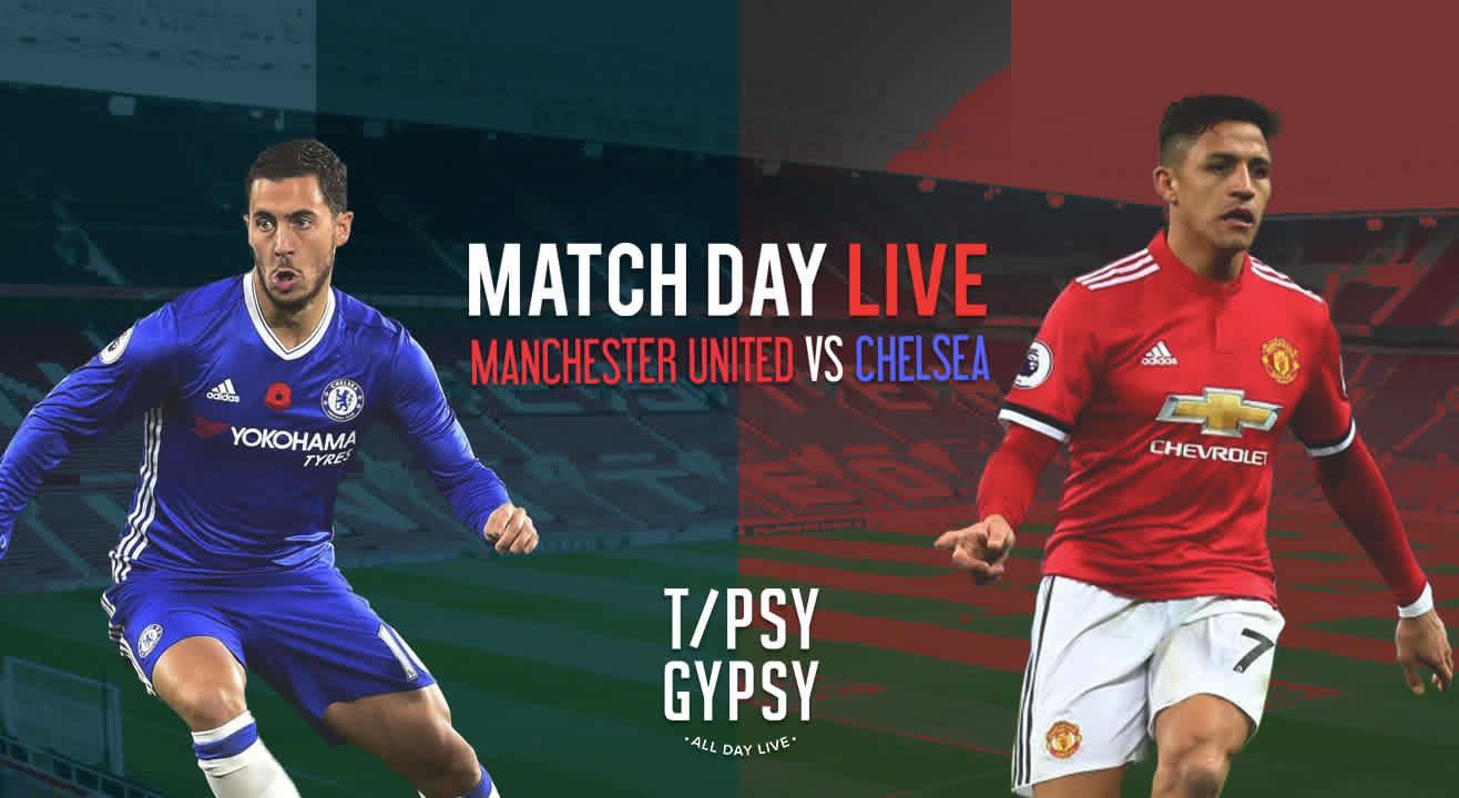 Chelsea Vs Manchester United Vs Fc Barcelona: Manchester United Vs Chelsea Live Streaming Tv