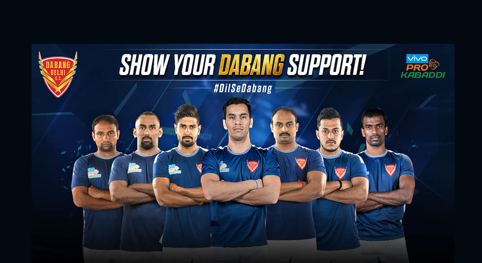 Catch All Of Dabang Delhi KC's Home Games During The Pro Kabaddi League!