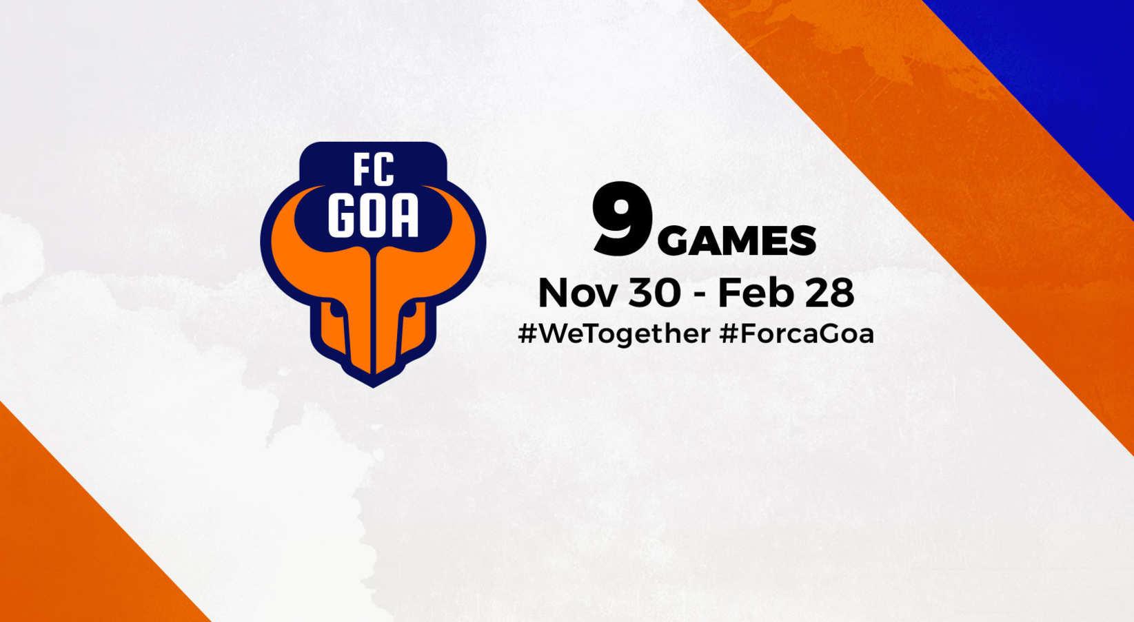 Catch FC Goa's home games during ISL Season 4!
