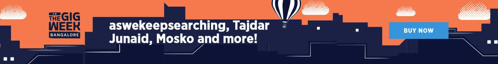 aswekeepsearching, Tajdar Junaid, Mosko and more!