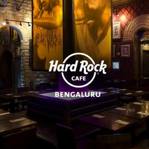 Hard Rock Cafe, Bengaluru