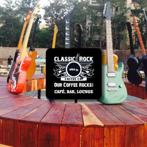 Classic Rock Coffee Co. , Pune