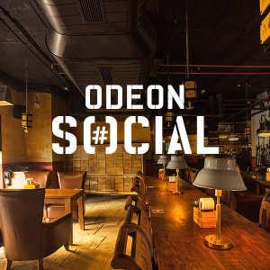 Odeon Social, Delhi