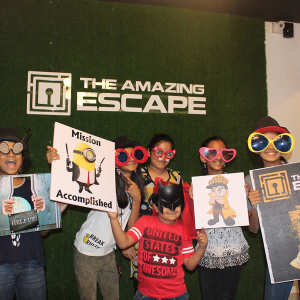 The Amazing Escape, Bangalore