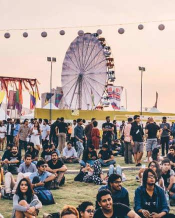 Bacardi NH7 Weekender 2017, Pune