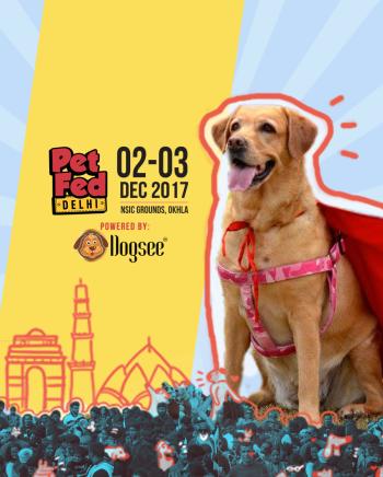 Delhi Pet Fed 2017
