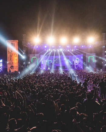 Bacardi NH7 Weekender Express, Puducherry