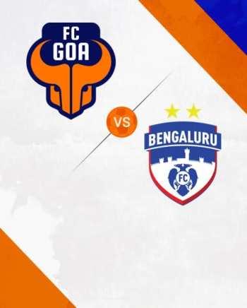 ISL: FC Goa VS Bengaluru FC