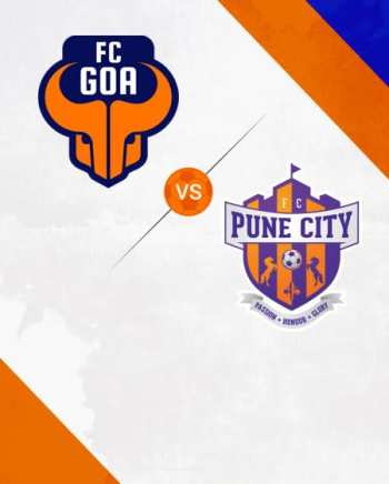 ISL: FC Goa VS Pune City FC
