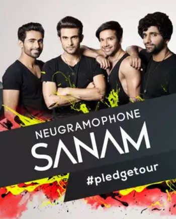 Neu Gramaphone LIVE In Concert - SANAM, Ahmedabad