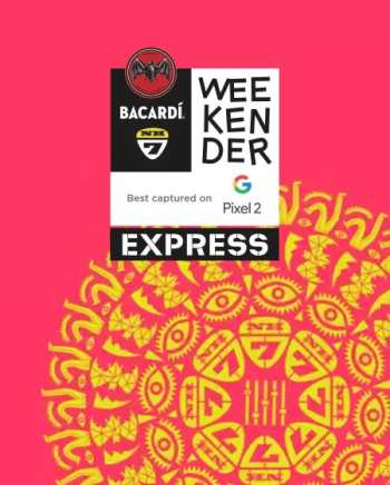 Bacardi NH7 Weekender Express, Goa