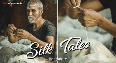 City Walk Exploring the Silk Tales