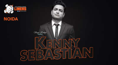 Punchliners Presents Standup Comedy Show Feat Kenny Sebastian in Noida