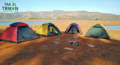 Vasota Jungle Trek & Lakeside Camping