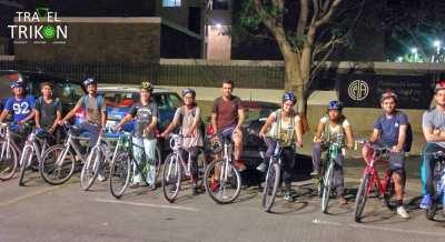 Midnight Cycling