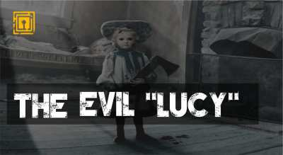 The Amazing Escape: The Evil Lucy