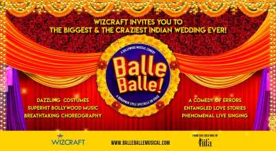 Balle Balle - A Bollywood Musical