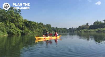 Kayak On Shambhavi | Plan The Unplanned